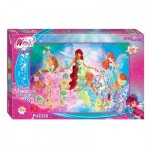 Puzzle   Winx - My Fairy Friend