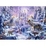 Puzzle  Sunsout-24430 Jan Patrik Krasny - Castle Wolves