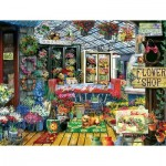 Puzzle  Sunsout-28722 Pièces XXL - Fresh Cut Flowers