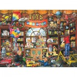 Puzzle  Sunsout-28792 Tom Wood - Toyland