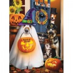Puzzle  Sunsout-28906 Pièces XXL - Tom Wood - Life of the Party
