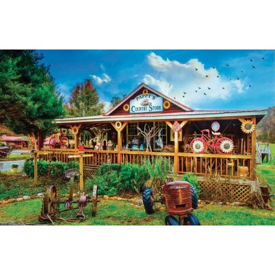Puzzle Sunsout-30146 Pappy's General Store