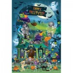 Puzzle  Sunsout-32206 Pièces XXL - Legacy Tree - Trick or Treat for All Ages