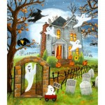 Puzzle  Sunsout-32731 Pièces XXL - Haunted Haven