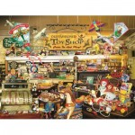 Puzzle  Sunsout-34916 Pièces XXL - Lori Schory - An Old Fashioned Toy Shop
