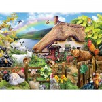 Puzzle  Sunsout-35006 Pièces XXL - Luck of the Irish