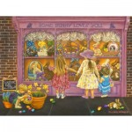 Puzzle  Sunsout-35926 Pièces XXL - Tricia Reilly-Matthews -  Some Bunny Loves You