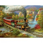 Puzzle  Sunsout-36652 Pièces XXL - Fall River Ltd.