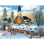 Puzzle  Sunsout-38749 Pièces XXL - Childrens Choir
