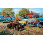 Puzzle  Sunsout-39881 Pièces XXL - Sold As Is