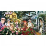Puzzle  Sunsout-44391 Pièces XXL - Garden Club Ladies