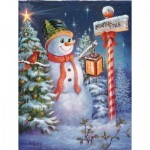Puzzle  Sunsout-49130 Pièces XXL - North Pole or Bust