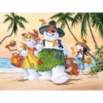 Puzzle  Sunsout-51274 Pièces XXL - Just Arrived