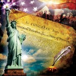 Puzzle  Sunsout-51782 Evie Cook - The Declaration of Independence