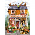 Puzzle  Sunsout-52430 Pièces XXL - The Alphabet Shop