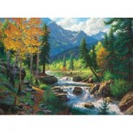 Puzzle  Sunsout-52887 Pièces XXL - Mark Keathley - Mountain Medley
