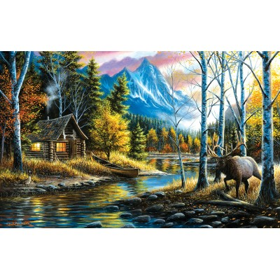 Puzzle Sunsout-55151 Pièces XXL - Living the Dream