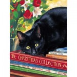 Puzzle  Sunsout-59527 Pièces XXL - Chrissie Snelling - Christmas Collection
