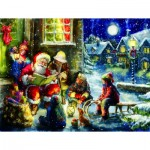 Puzzle  Sunsout-60671 Pièces XXL - Gather Round