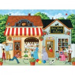 Puzzle  Sunsout-61331 Sheila Lee - Cupcakes to Kipling