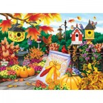 Puzzle  Sunsout-63021 Pièces XXL - Welcome Autumn