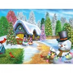 Puzzle  Sunsout-66578 Pièces XXL - Tis the Season