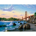 Puzzle  Sunsout-66904 Pièces XXL - Bridge View
