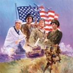 Puzzle  Sunsout-67112 Pièces XXL - The Armed Forces
