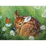 Puzzle  Sunsout-69662 Abraham Hunter - Natural Tranquility