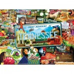 Puzzle  Sunsout-70046 Kate Ward Thacker - Tennesse