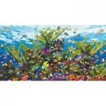 Puzzle  Sunsout-80141 Pièces XXL - Aquarium of the Sea