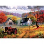 Puzzle   Abraham Hunter - Heartland Home