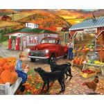 Puzzle   Bigelow Illistrations - Roadside Stand