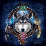 Puzzle   Brigid Ashwood - Celtic Wolf Guide