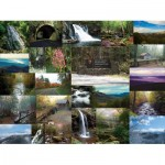 Puzzle   John W. Mayes - The Great Smoky Mountains