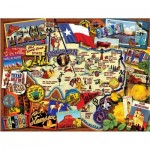 Puzzle   Kate Ward Thacker - Texas: The Lone Star State