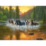 Puzzle   Mark Keathley - Evening Romp