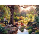 Puzzle   Mark Keathley - The Clubhouse