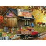 Puzzle   Pièces XXL - Seed and Feed General Store