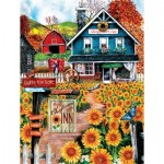 Puzzle   Pièces XXL - Welcome to the Sunflower Inn