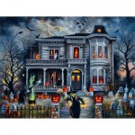 Puzzle   Pièces XXL - Witching Hour
