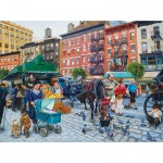 Puzzle   Susan Brabeau - The Streets of New York