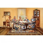 Puzzle   The Gossip Party