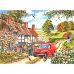 Puzzle  The-House-of-Puzzles-1875 Pièces XXL - Daily Delivery