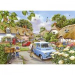 Puzzle  The-House-of-Puzzles-2209 Pièces XXL - Morning Fresh
