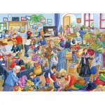 Puzzle  The-House-of-Puzzles-2995 Pièces XXL - Bring & Buy