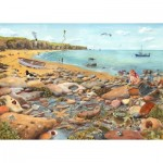 Puzzle  The-House-of-Puzzles-3121 Pièces XXL - Rock Pool