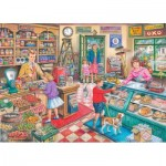Puzzle  The-House-of-Puzzles-3954 Trouvez les 15 Différences No.11 - General Store