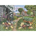 Puzzle  The-House-of-Puzzles-4777 Pièces XXL - Darley Collection - Going Cheep!