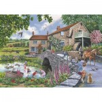 Puzzle  The-House-of-Puzzles-4999 Old Mill